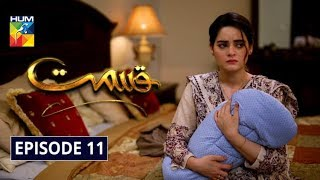 Qismat Episode 11 HUM TV Drama 9 November 2019