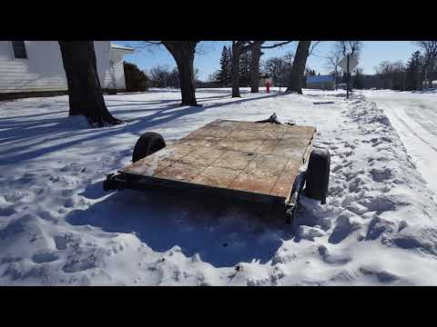 Ice shack build...the start