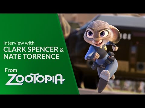 Interview with Zootopia's Clark Spencer and Nate Torrence