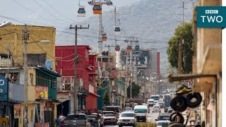 The Cable Car Commute - Mexico City: World