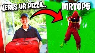 I Sent Pizza to MrTop5