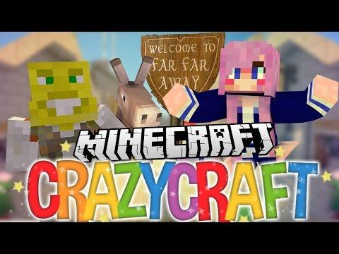 Far Far Away☾  Ep 24   Minecraft Crazy Craft 3.0