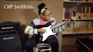 Download 'Fallout' - Rockschool Grade 3 Guitar: Fifi (guitar pupil of Cliff Smith) Video