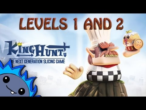 KING HUNT - FIRST IMPRESSIONS / LEVELS 1 AND 2