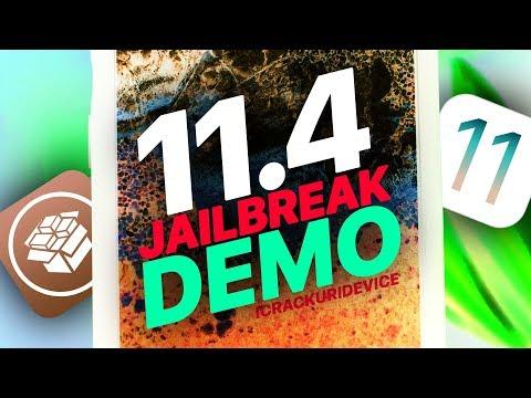 iOS 11.4 Jailbreak Demo - Big News! (Uncertain of Release)