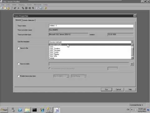 SQL Server Profiler, Microsoft SQL Server 2008 R2