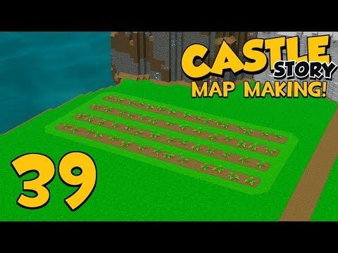 Castle Story Map Making - Corruptron Fortress - Part 39