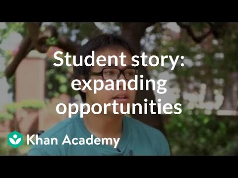 Student story: College expands opportunities