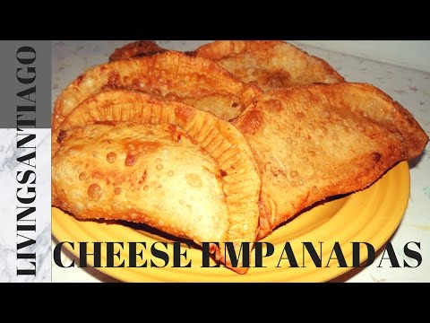 How To: Easy Cheese Empanadas - Cook With Jess