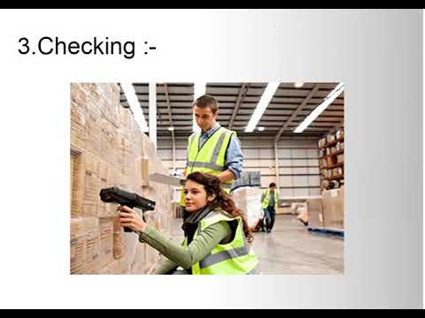 Warehouse Activities Operations