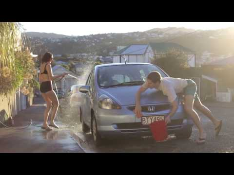 Stormwater  - washing your car