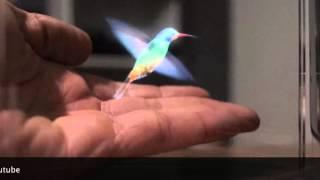 how to make hologram 180