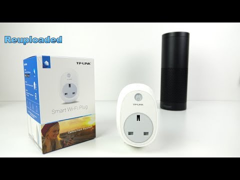 Simple ECHO Voice Control  SMART PLUG from TP-Link