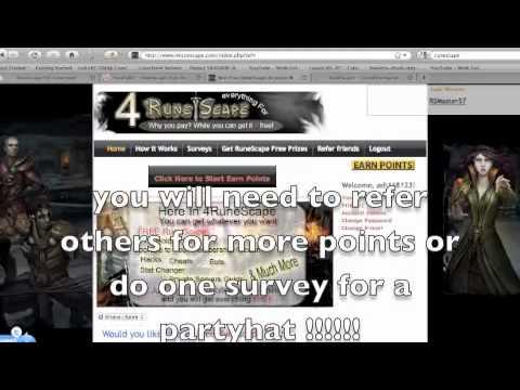 free runescape membership - no surveys - 12/02/11