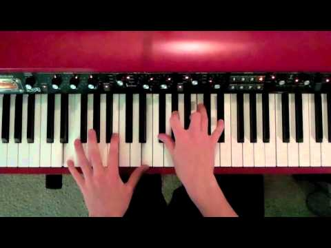 Marvin Gaye | Mercy Mercy  Me (The Ecology) | Piano Tutorial