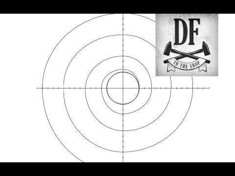 Blacksmithing for Beginners - How to Draw a Spiral