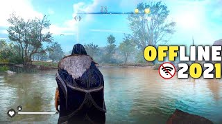 Top 15 Best OFFLINE Games for Android & iOS 2021 | Top 10 Offline Games for Android 2021 #7