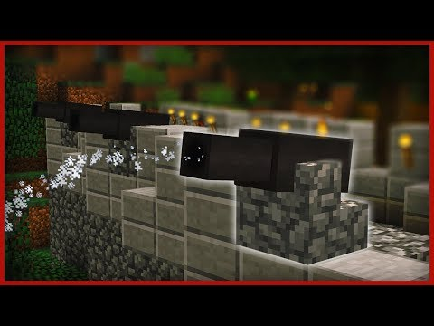 PIRATE CANNON in Minecraft! no mods