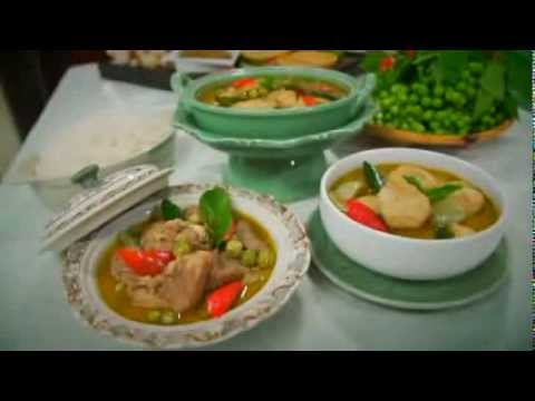 Green Curry Recipe | What is Green Curry | how to make green curry paste