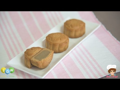 How to Bake Traditional Mooncakes