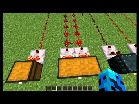 Redstone Comparator EVERYTHING ABOUT IT!