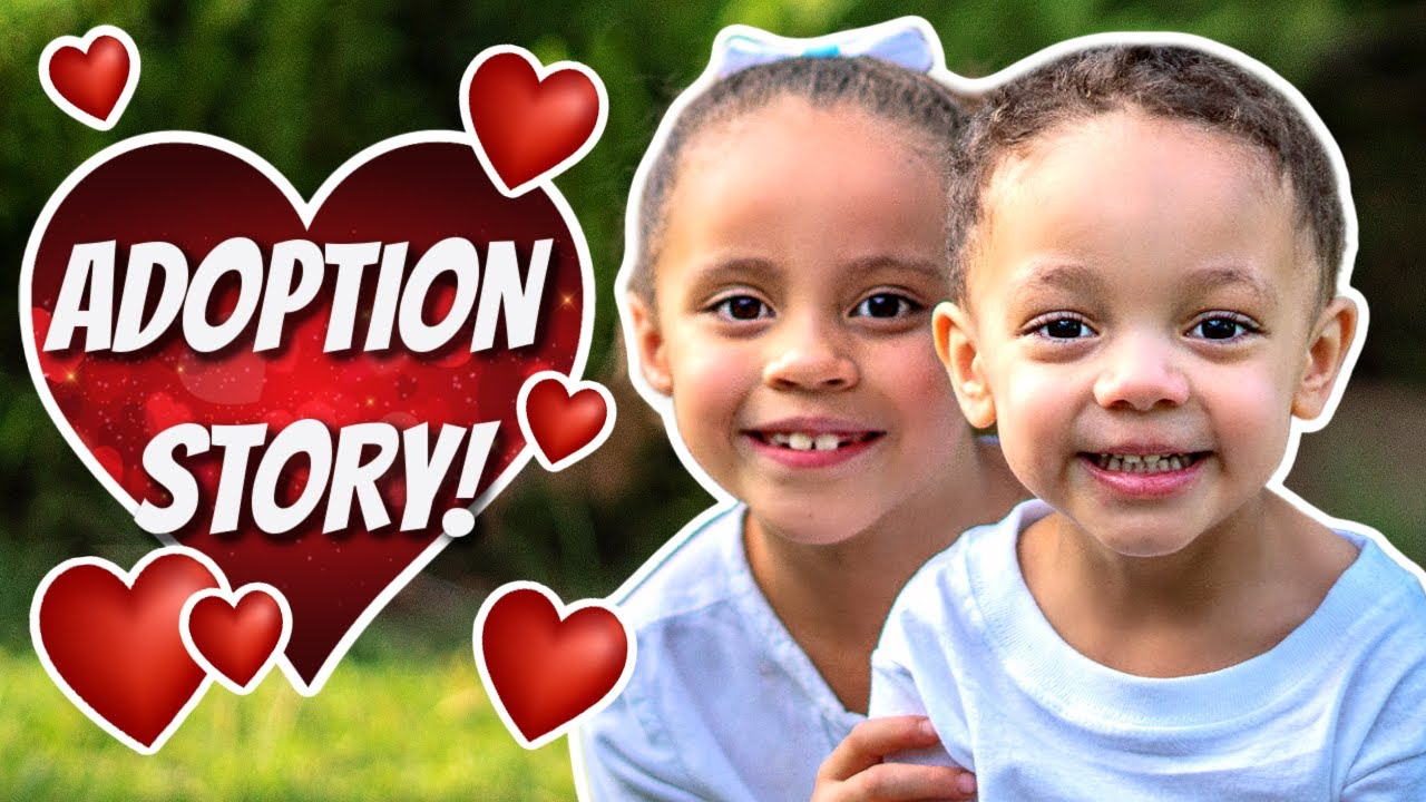 Brinley and Trey's Adoption Story! | Adopting Siblings! | Adopting From Foster Care!