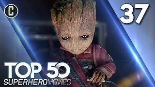 Top 50 Superhero Movies: Guardians of the Galaxy Vol. 2 - #37