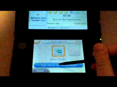 3ds game Transfer tool