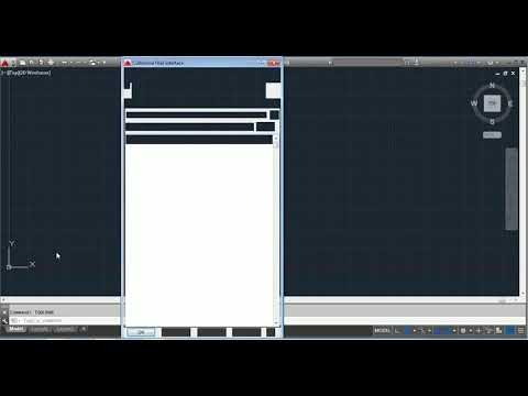HOW TO GET TOOLBAR IN AUTOCAD 2016