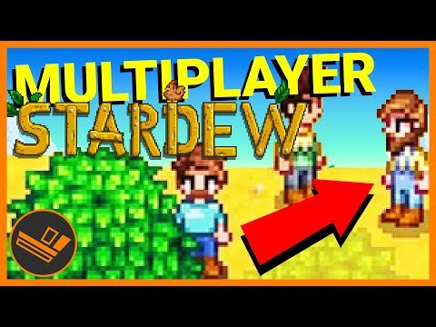 Stardew Valley Multiplayer - Part 1 | FAMILY FRIENDLY