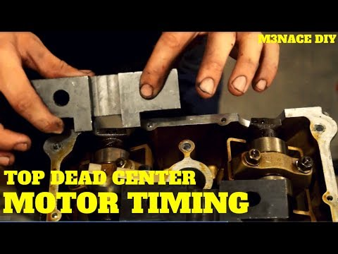 E36 Vanos: Setting the Motor to TDC from Scratch