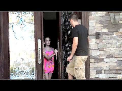 Home Invasion (Social Experiment) - Child Predator Social Experiment