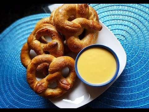 Homemade Soft Pretzels & Beer Cheese Sauce - What's For Din - Courtney Budzyn - Recipe 41