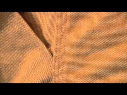 Carhartt's Duck Traditional Coat/Arctic Quilt Lined C003
