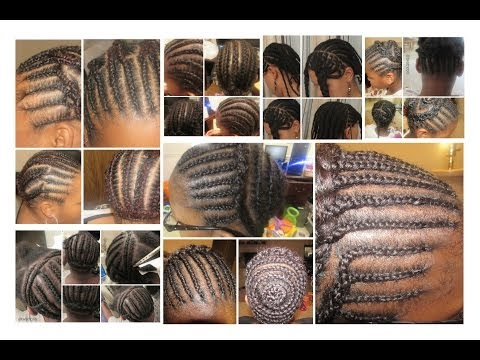 Tnc 42 Invisible Part Illusion Crochet Braids With Freetress