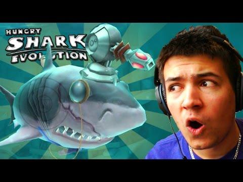 MASSIVE GEMMING SPREE!! - Hungry Shark Evolution #4 - EPIC COIN SPENDING!