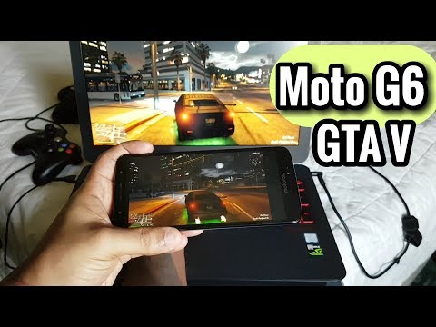 Gta V Gameplay  (Works On All Androids Steam Link Beta)