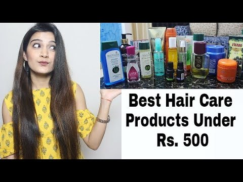 Best Hair Care Products For Long Thick Hair | Top 15 Under 500 Rs. Super Style tips