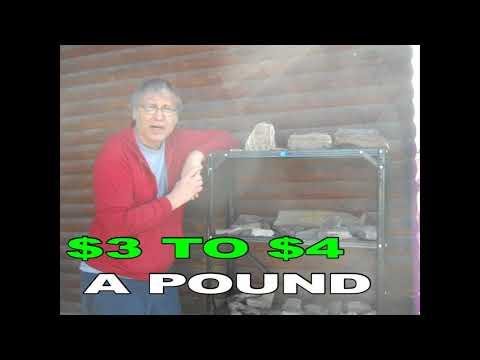 MAKE MONEY FROM WOOD ROCKS