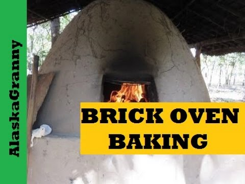 How To Bake in a Brick Oven