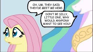 [MLP Comic Dub] The Last Cupcake (dark comedy)