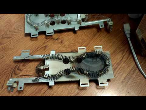 Heating element for Cabrio dryer whirlpool