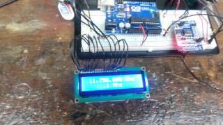 Shapeoko 2, Arduino UNO R3, Grbl 9g, 8bit Laser Diode
