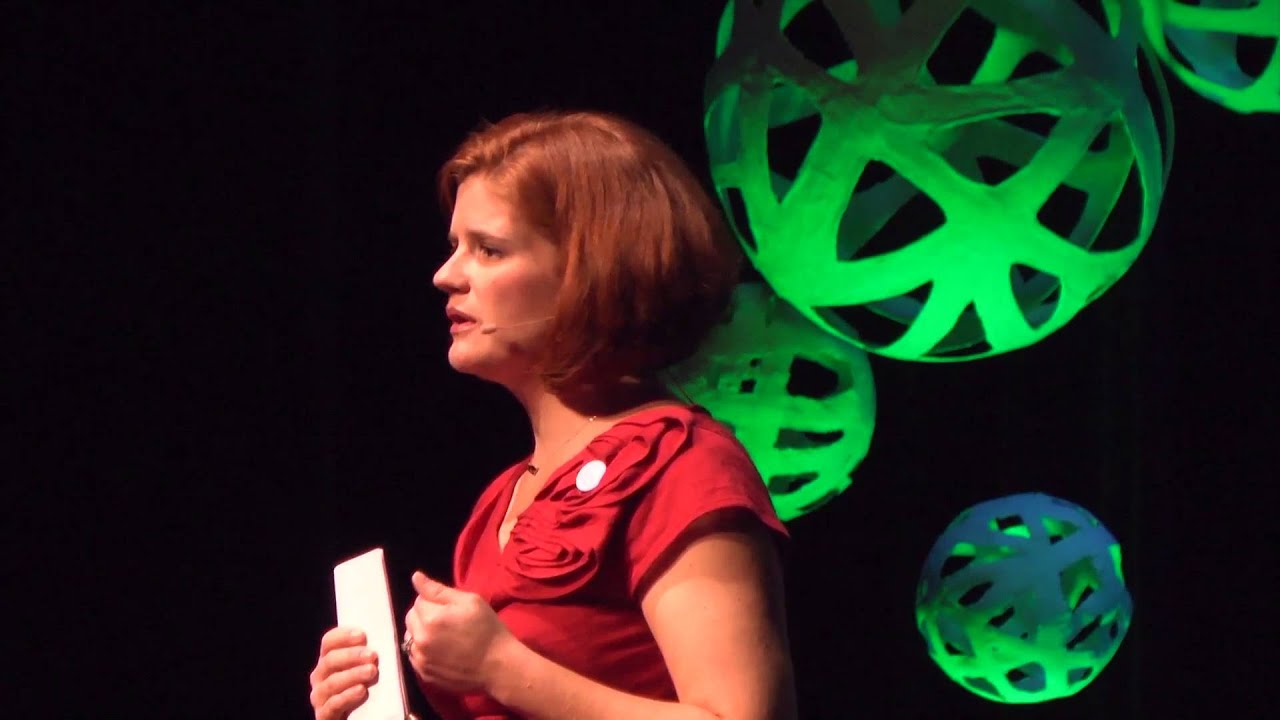 Unconditional love -- journey with our transgender child   Christy Hegarty   TEDxBloomington