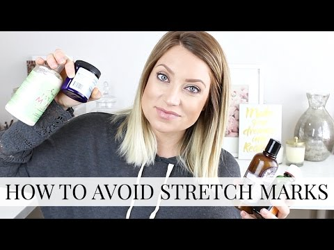 How To Help Prevent Stretch Marks: Products I Love | Kendra Atkins