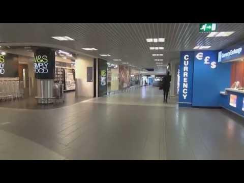 Birmingham(BHX) Airport, Inside terminal, 22/2/14