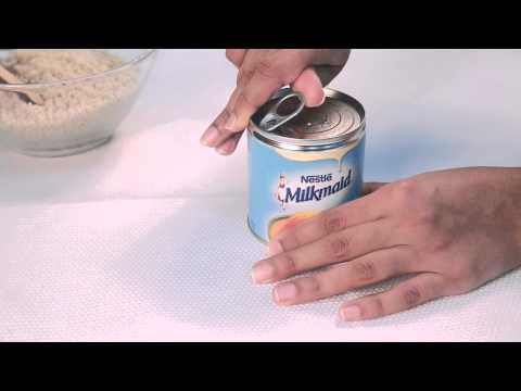 How to make MILKMAID Marzipan
