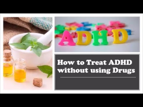 Treating ADHD without medication