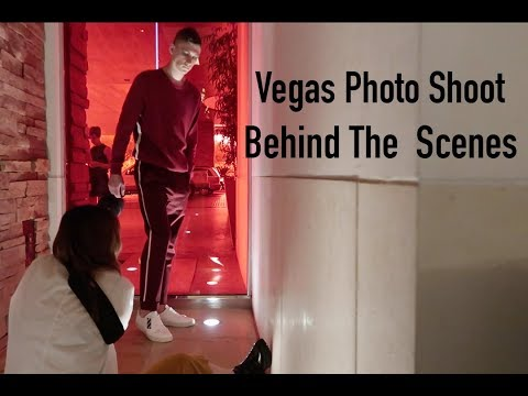 Behind The Scenes at a Photo Shoot  |  Being A Model - Vlog 003