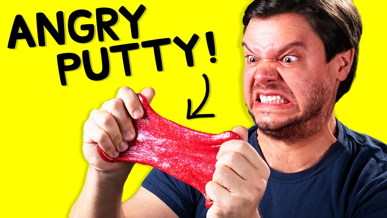The Harder You Pull, the Stiffer It Gets • 9 Products You Didn't Think Were Possible